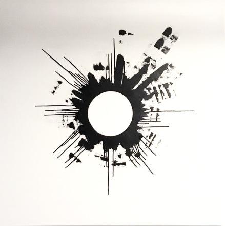 Control No.2 Acrylic on Canvas 100x100cm £550.00